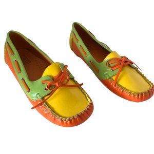 CA Collection By Carrini Tuti-Fruity Loafers 8